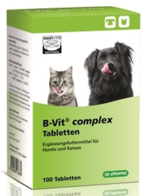 B de Vit Complex 100 pastillas para perros y gatos