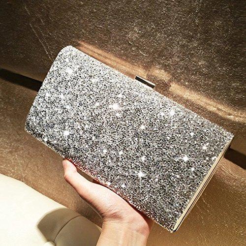 Cross Evening Embellished Handbags Bag Nodykka Clutches Black Purse Shinny Body Rhinestone Party x0qTwd4Bw6