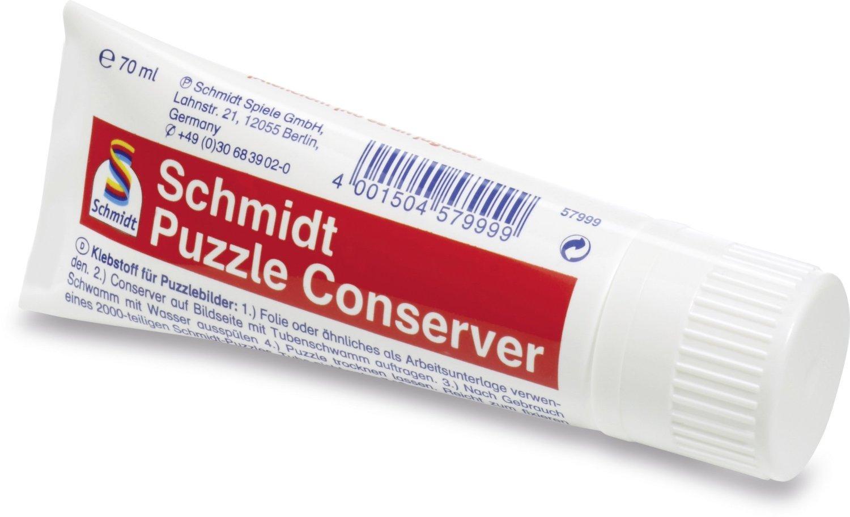 Schmidt Spiele 57999 - Puzzle Conserver per puzzle da 2.000 pezzi