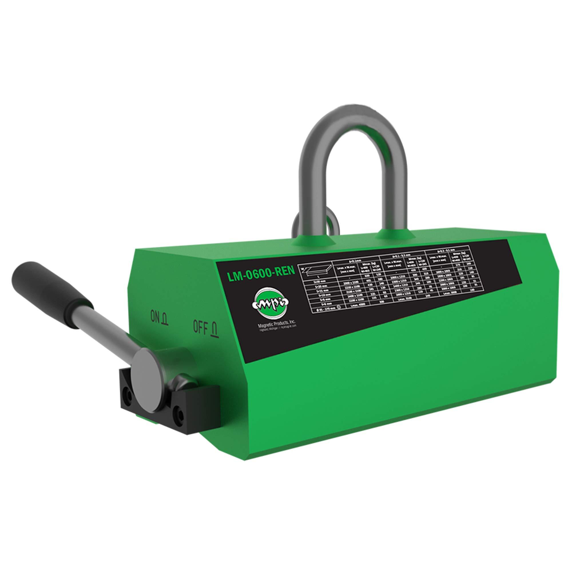MPI LM150 330 LBS Lifting Magnet