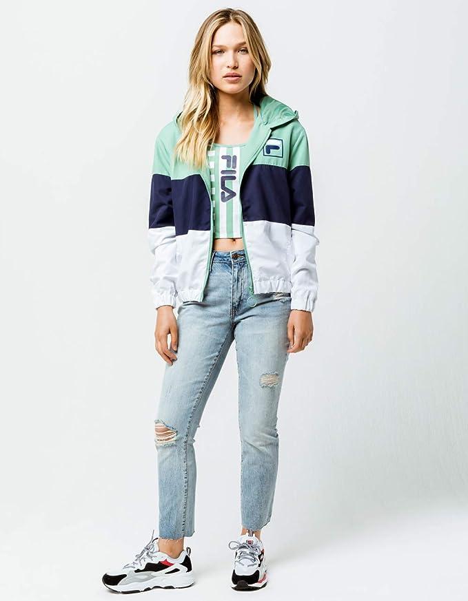 Fila Womens Luella Woven Wind Jacket