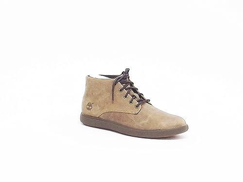 1182e73ae8 Timberland scarpe uomo sneakers modello 9637 in nabuk colore tortora:  Amazon.it: Scarpe e borse