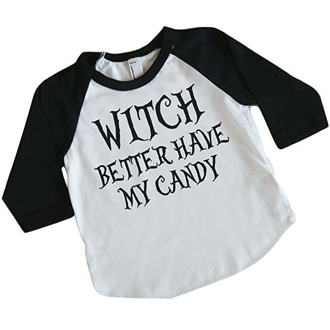 Amazon.com: bebé Halloween Outfit, Kids Camisa de Halloween ...