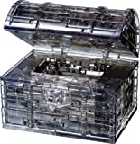 Crystal Puzzle - Treasure Chest - Black