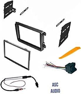 Incredible Amazon Com Asc Audio Car Stereo Radio Install Dash Kit Wire Wiring 101 Ivorowellnesstrialsorg