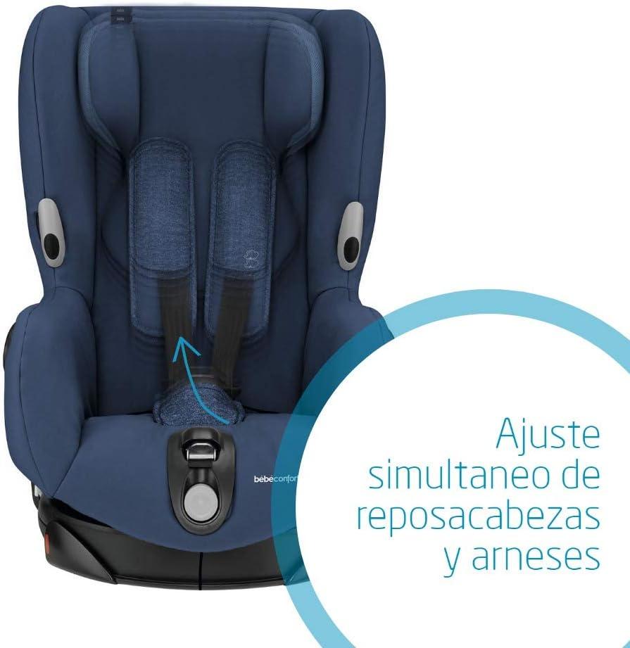 color marr/ón//azul Silla de coche grupo 1 B/éb/é Confort Axiss desde 9 hasta 18 kg