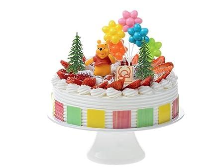 Partydeko Stefino Decoración para Tartas Winnie The Pooh 4 ...