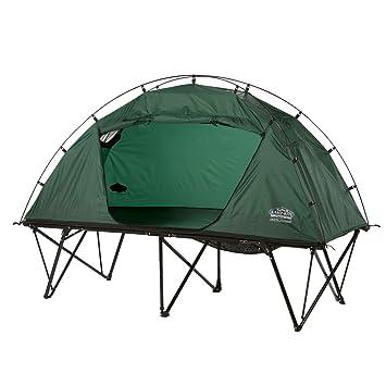 K&-Rite Compact Collapsable Tent Cot  sc 1 st  Amazon.com & Amazon.com : Kamp-Rite Compact Collapsable Tent Cot : Tentcot ...