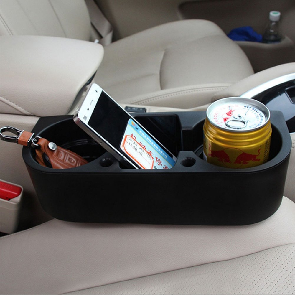 Universal Car Cup /& Phone Holder Van Storage Drinking Bottle Vehicle Mount Stand