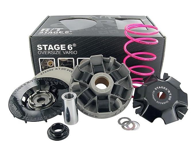 STAGE6 R//T Oversize Variomatik f/ür Yamaha Aerox 50 Cat Axis 50 BWS 12Zoll 50