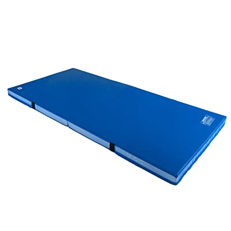 Buy We Sell Mats Bifolding Gymnastics Crash Landing Mat Pad Safety For Tumbling Back Handspring Training And Cheerleading Multiple Colors Online At Low Prices In India Amazon In