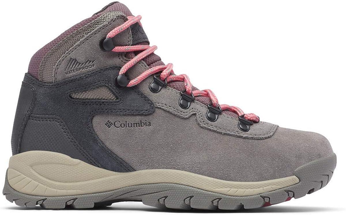 Columbia Womens Newton Ridge Plus Hiking Shoes