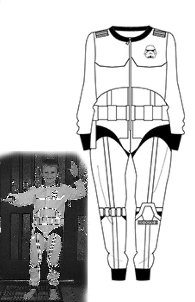 Boy's Star Wars Startrooper Dress Up Onesie