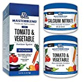 MasterBlend 4-18-38 Tomato & Vegetable Fertilizer COMBO Kit 2.5lbs