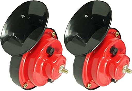 Etopars 12V Loud Car Auto Vehicle Truck Motorcycle Electric Snail Horn Sound Level 110dB
