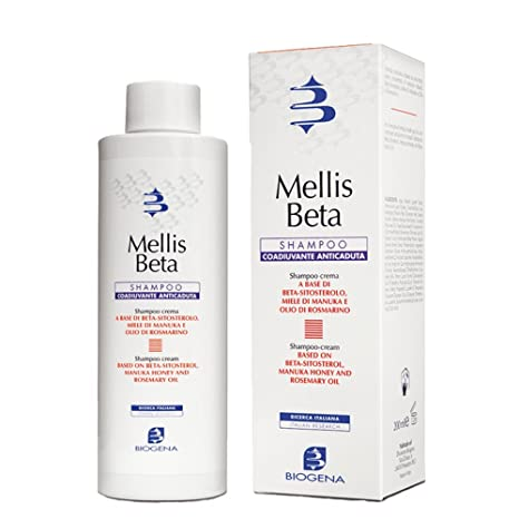 Mellis-Beta Shampoo 200Ml