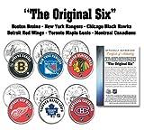 THE ORIGINAL SIX Teams NHL Col