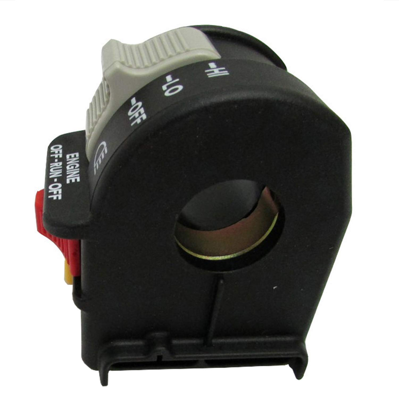 Polaris Atv Oem Handlebar Headlight Hi Lo Beam Light 02 Sportsman 700 Wiring Diagram Kill Stop Switch 4010591 Automotive
