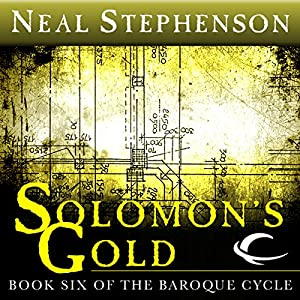 Solomon's Gold Hörbuch