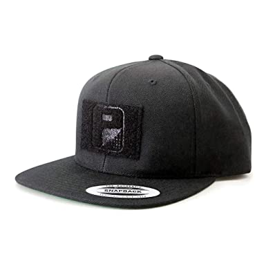 Amazon.com  Pull Patch Tactical Hat Authentic Snapback bd51bc6ebd1