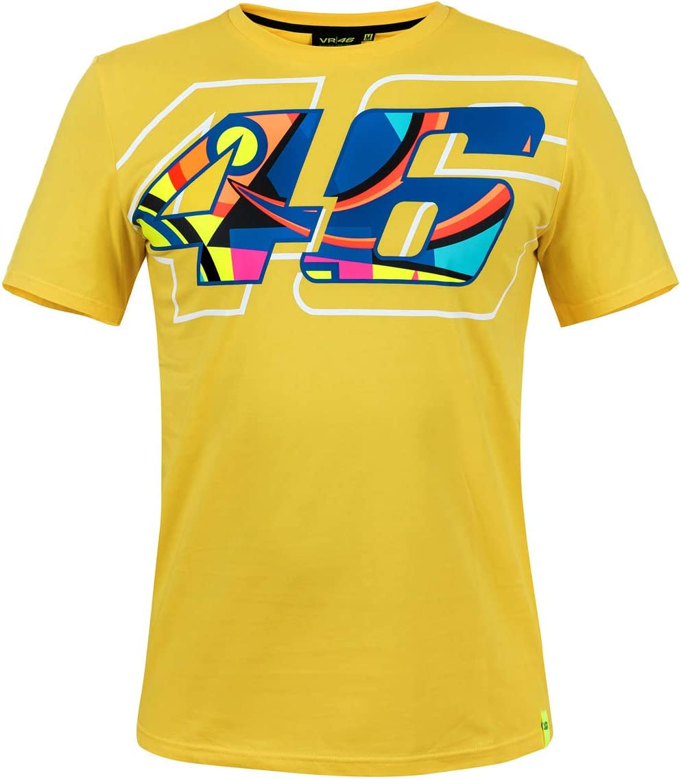 Valentino Rossi VR46 - Camiseta para Hombre, diseño de Casco ...