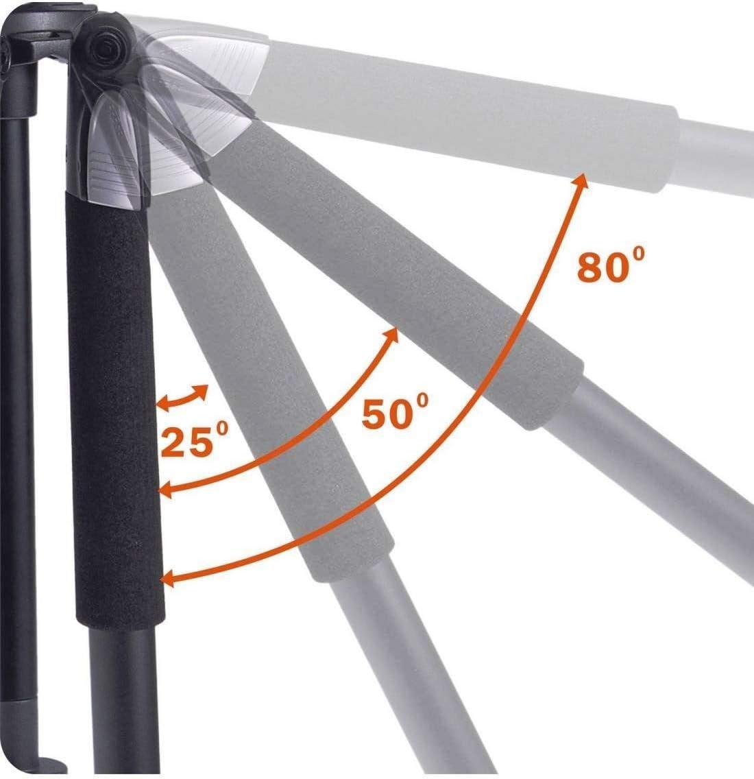 Vanguard Tr/ípode de Aluminio con r/ótula de Bola