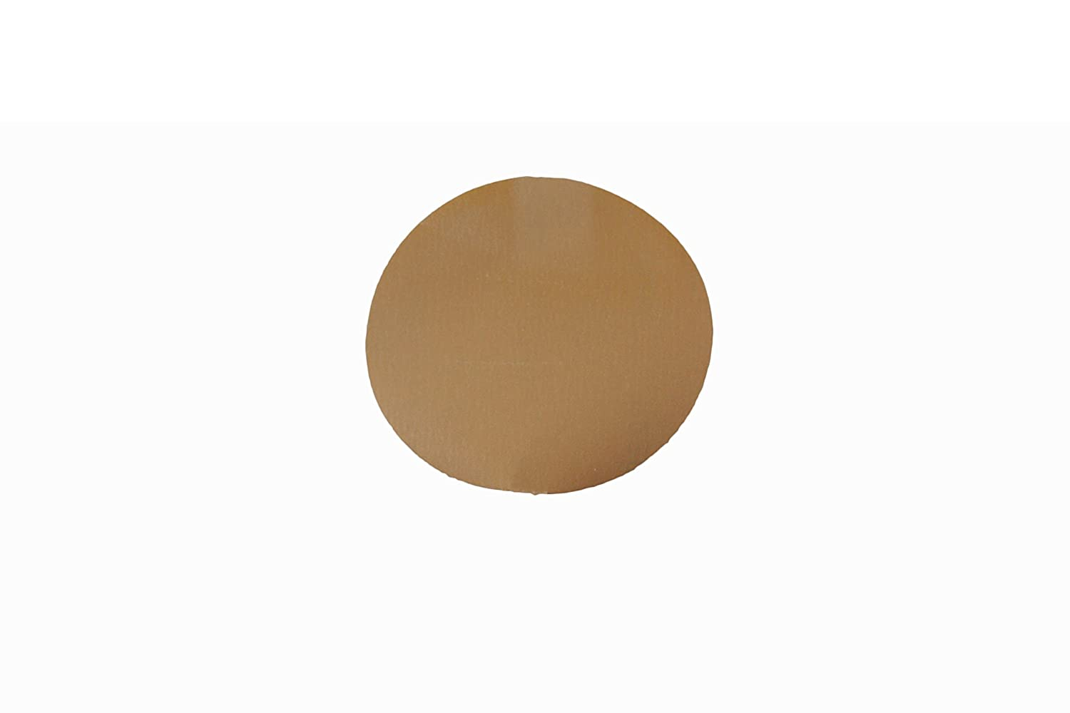No Hole, 100 discs per roll Sunmight 00611 Gold 6 220 Grit PSA Link Roll Disc
