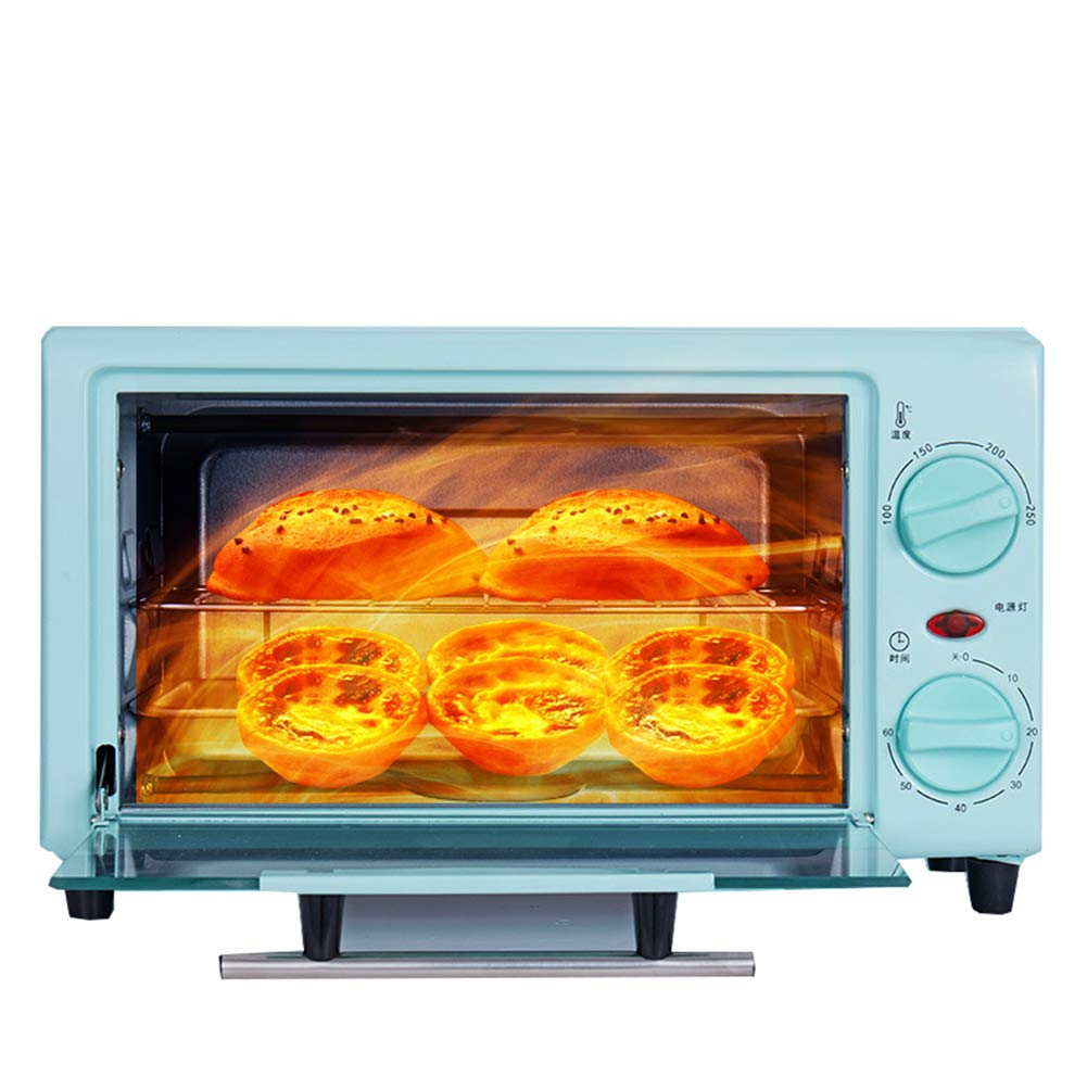Electric oven household all-round baking Household mini multi-large capacity 10 liters