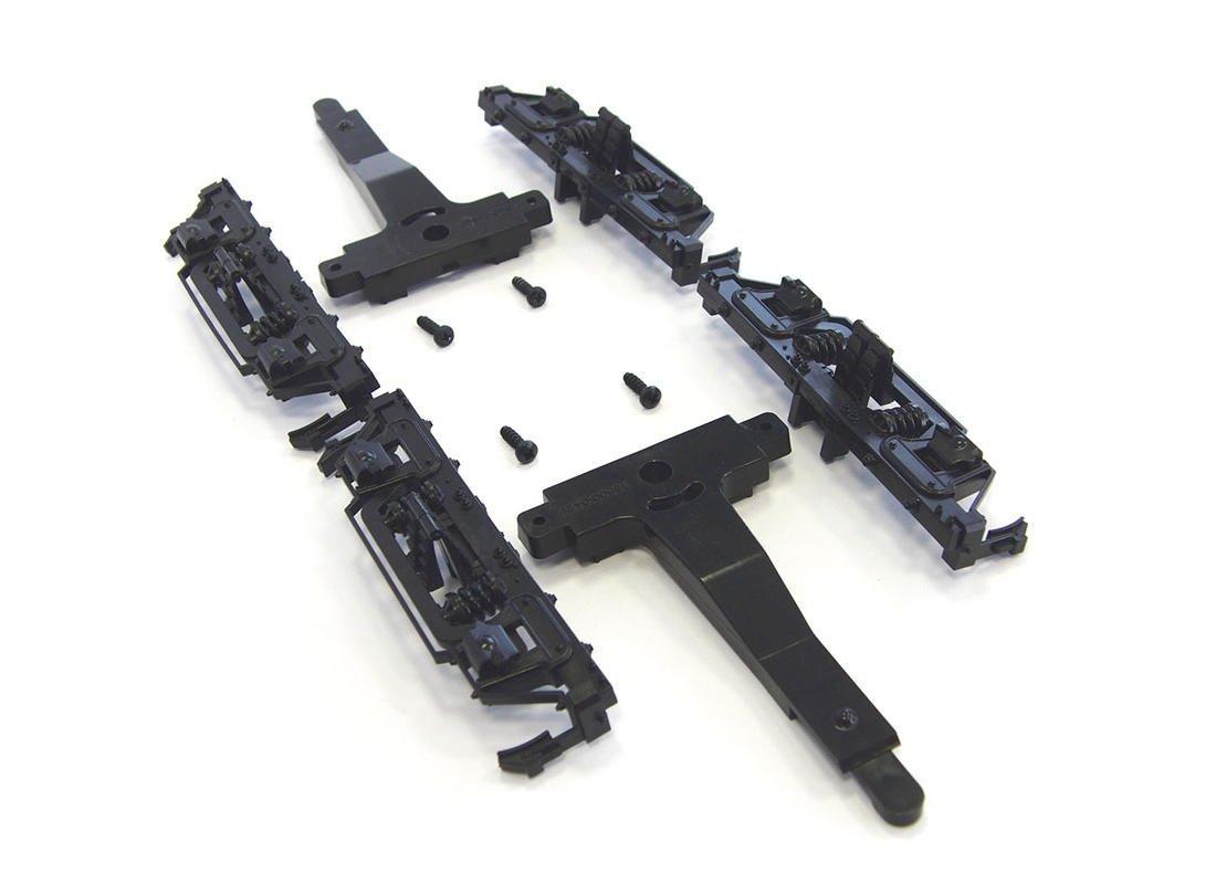 Piko 36052 Drehgestellrahmen ohne Räder für US Personenwagen (1 Paar)