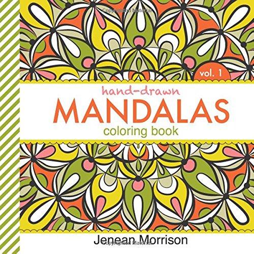 Download Hand Drawn Mandalas Coloring Book Book Pdf