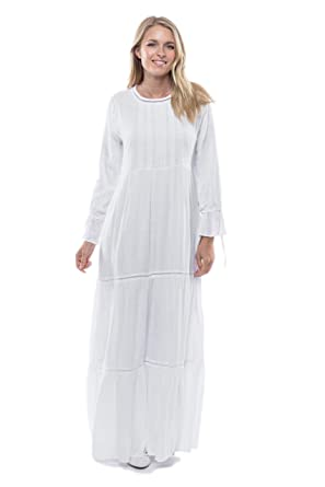 d230e99537d ModWhite Camellia White Temple Dress at Amazon Women s Clothing store
