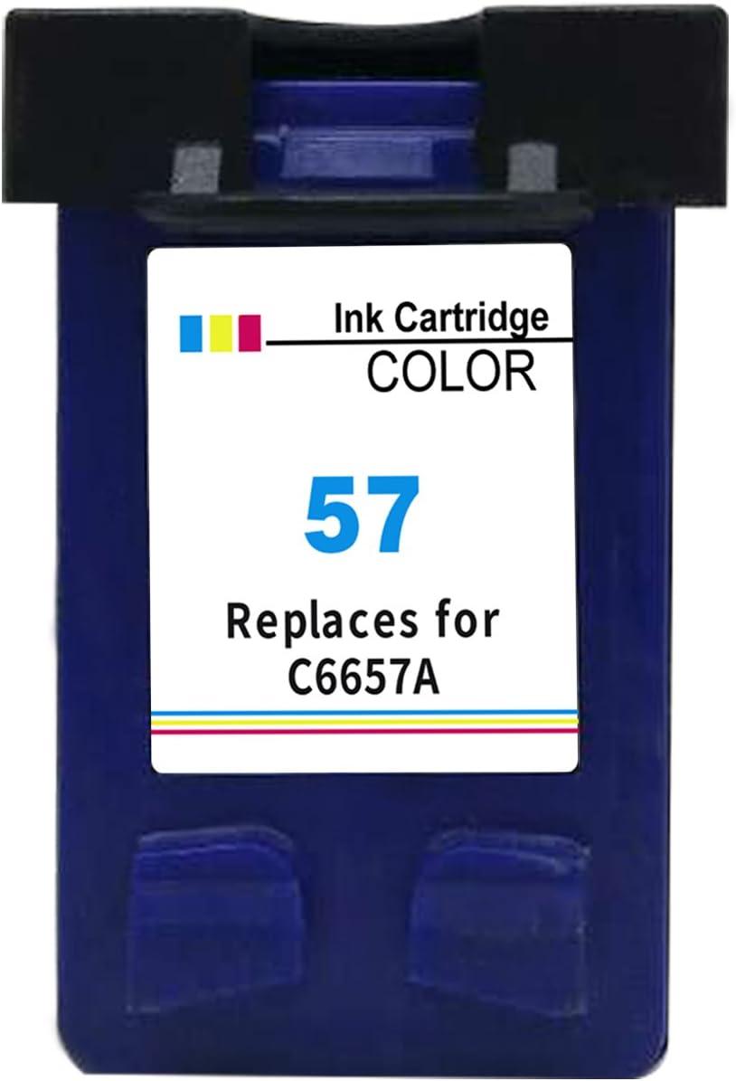 Ksera Remanufacturado HP 57 57XL Cartucho de Tinta, 1 Paquete ...