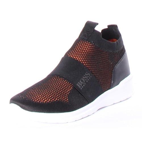 Hugo Boss Extreme_Slon_Knit Hombres Zapatos: Amazon.es: Zapatos y complementos