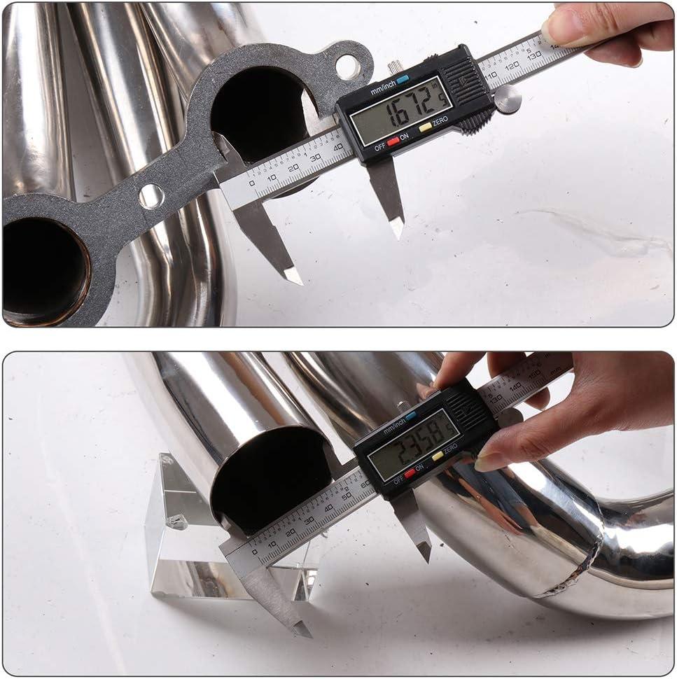 Manifold Header Y-Pipe Exhaust Fits for Chevrolet Silverado//Suburban 1500 GMC HDSCC99+YP