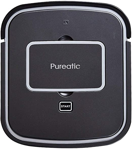 WZB Aspirador USB Robot, con Doble protección mecánica + electrónica para Pelo de Mascotas, alfombras, Pisos duros1, Gris: Amazon.es: Hogar