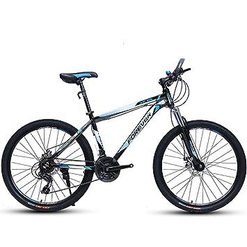 HECHEN Bicicleta - Bicicleta de montaña de 27/30 de Velocidad para Adultos - 26