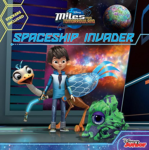 Miles From Tomorrowland Spaceship Invader -