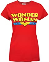 Wonder Woman Retro Women's T-Shirt