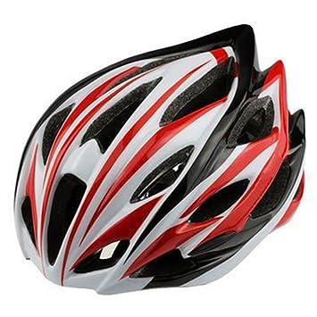 iPro Unisex exterior bicicleta casco Sport Casco de Moto, Ciclismo Bicicleta Casco, Casco Integral