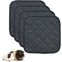 RIOUSSI Guinea Pig Drip Pad/Lap Pad, Highly Absorbent Washable Guinea Pig cage Liners with Leak-Proof and Anti-Slip…
