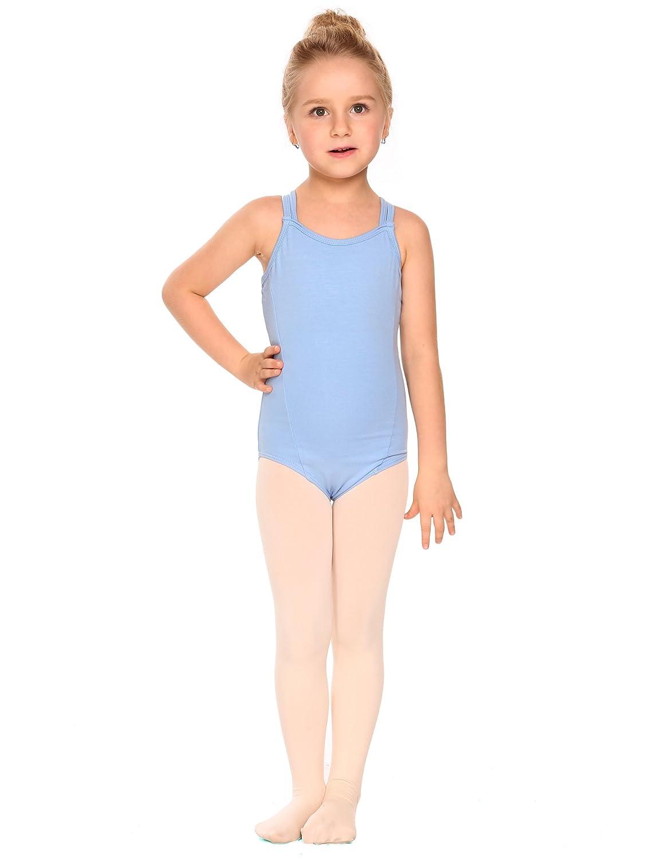 Arshiner Girl's Camisole Leotard Dance Gymnastics Slim Leotards **ASS005149