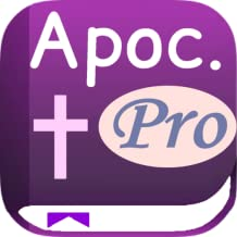 NO ADS! Apocrypha/Deuterocanonical PRO: Bible's Lost Books, King James Version KJV (Easy-to-use Android's Bible App with Audio Books, Auto-Scrolling, Notepad, Offline) FREE BIBLE, Ebook Reader!
