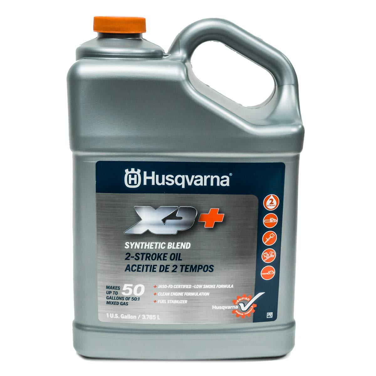 Husqvarna 593152305 XP+ 2 Stroke Engine Oil - 1 Gallon