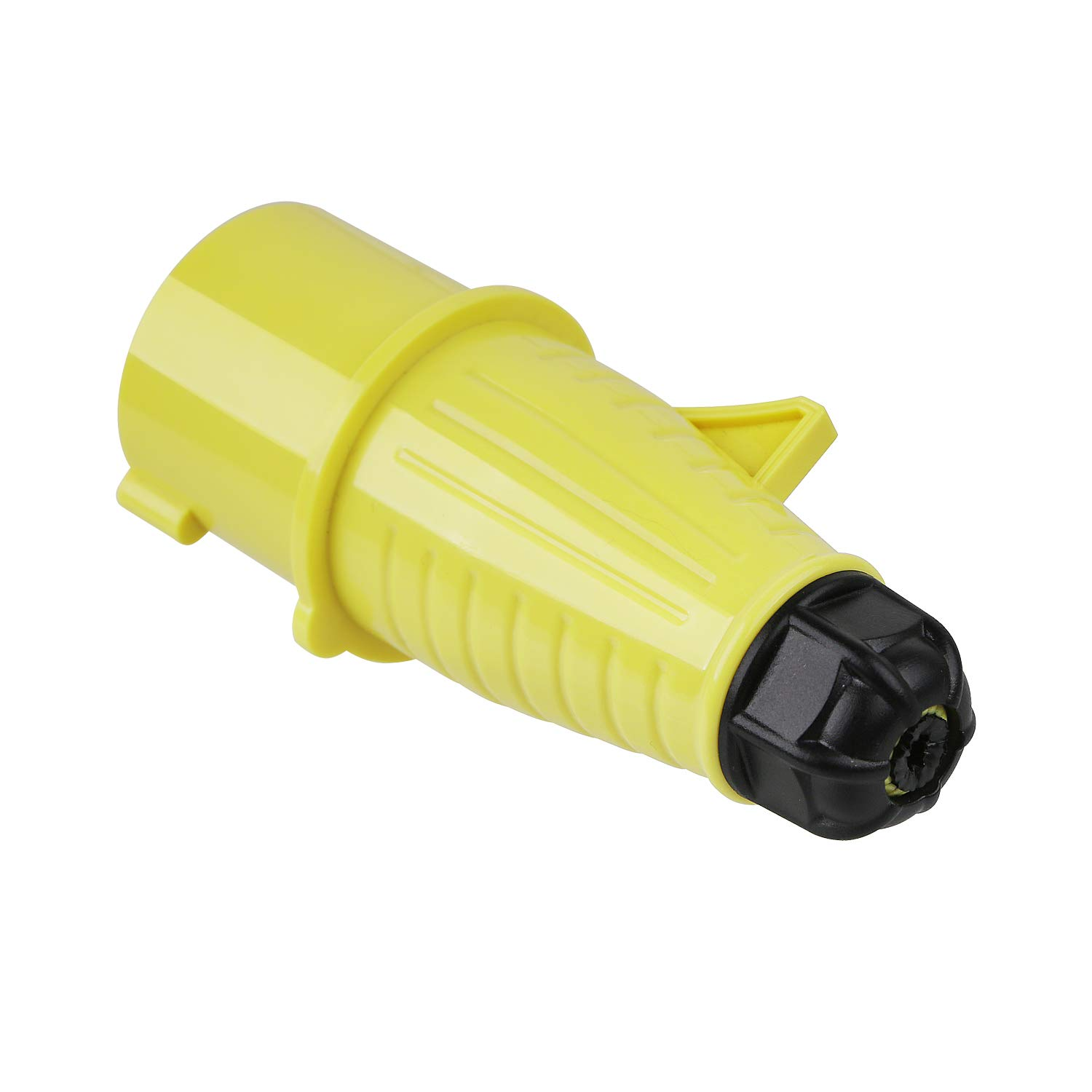 130V Fiche m/âle IP44 2P+E poles M EGA MEGACUBE 16A 100V Jaune 6 heures Position
