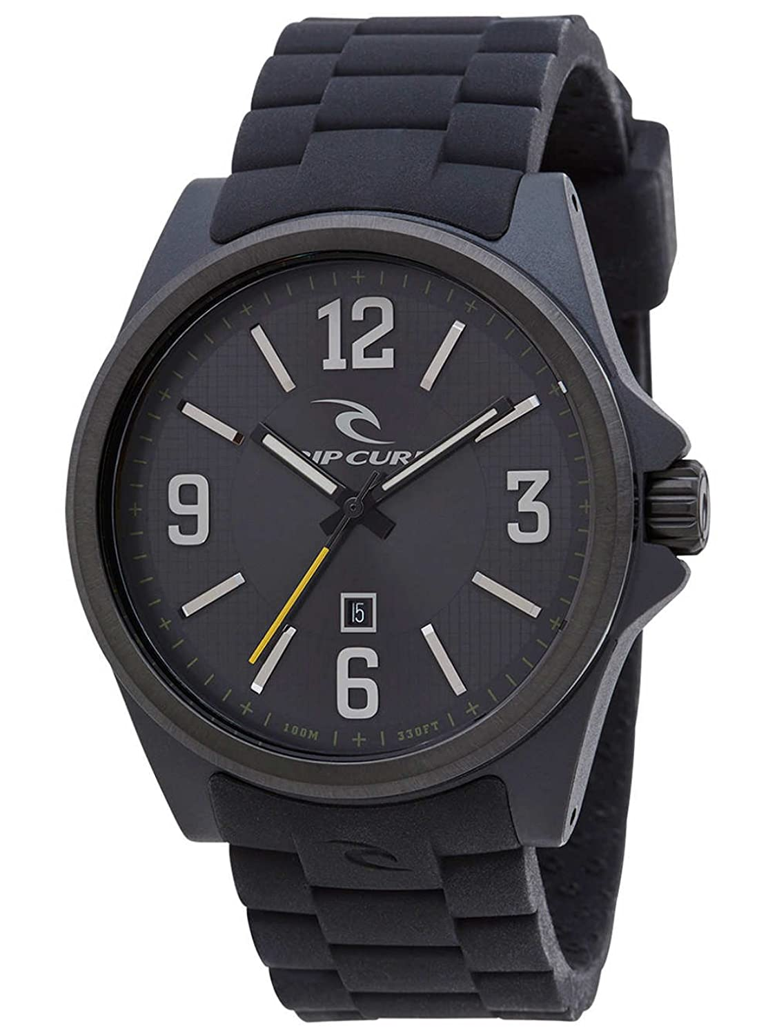 Rip Curl COVERT GUNMETAL - MAN - Color: DARK SHADOW - Size: TU
