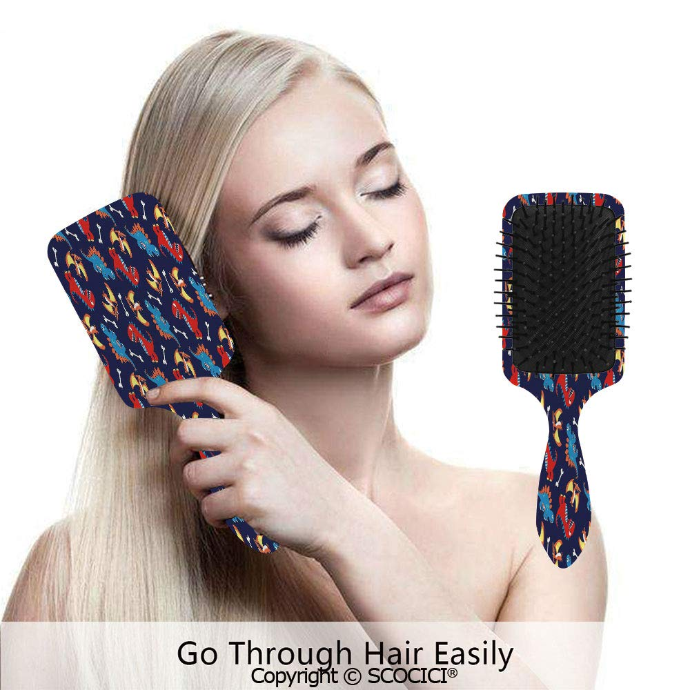 Amazon.com: Air Cushion Comb No Knot Anti Static Three ...