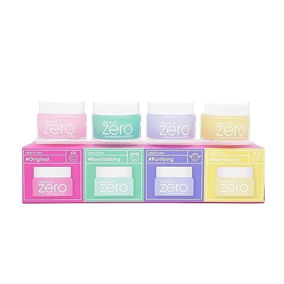 Banila Co Clean It - Kit de limpieza de cero (7 g x 4 piezas): Amazon.es: Belleza