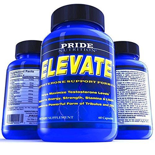 # 1 Номинальная собственного тестостерона Booster Для мужчин - поднять 60 Pills - Мышцы Дополнение роста - Test увеличить с Tribulus Terrestris, Longjack и маки, чтобы увеличить силу, выносливость и Drive - Использование С E-блок для лучших наращивания мы