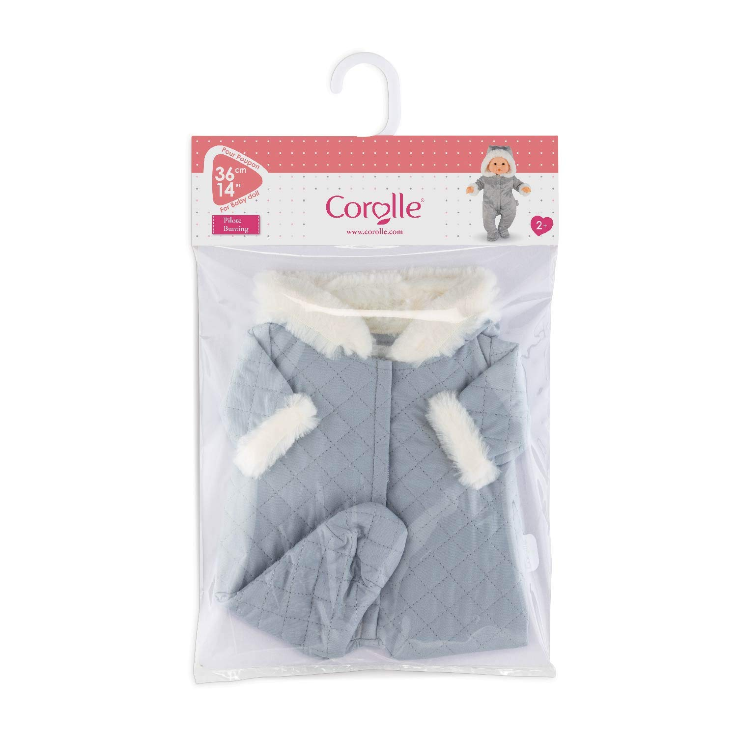 Corolle 14-Inch Bb Bunting Outfit