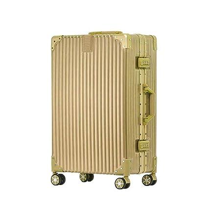 Amazon.com: Qzny maleta, bolsa de equipaje de viaje maleta ...